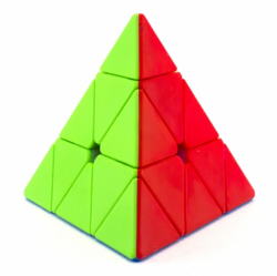 MoFangGe QiMing Pyraminx color