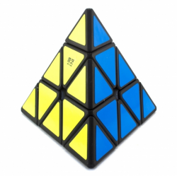 MoFangGe QiMing Pyraminx black