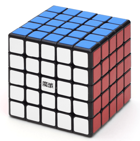 Moyu 5x5 Bochang GT Black