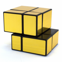 Shengshou Mirror Blocks 2X2 Gold